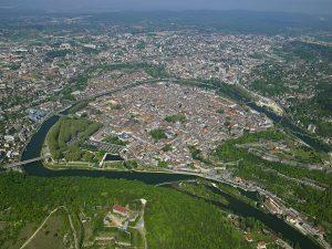 La boucle du Doubs à Besançon
