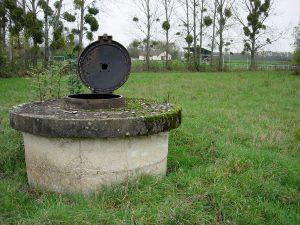 Captage du puits de Lamarche-sur-Saône