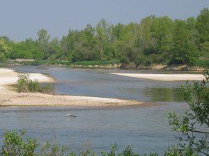 Basse vallée du Doubs - Gravière - S. HORENT