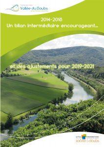Plaquette CR Doubs Bilan mi-parcours