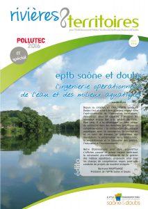 Rivières&Territoires EPTB POLLUTEC