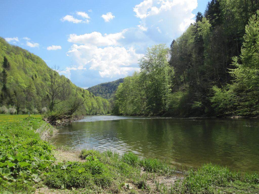 Doubs franco-suisse