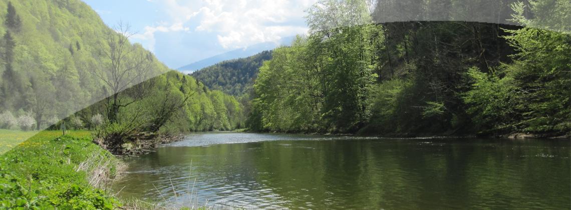 Le Doubs franco-suisse