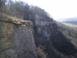 Falaise APB Pélerin, fort de Montfaucon2