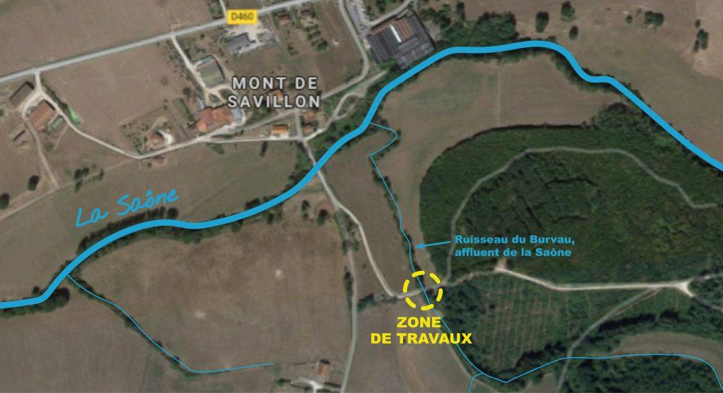Travaux Monthureux sur Saône (2019)
