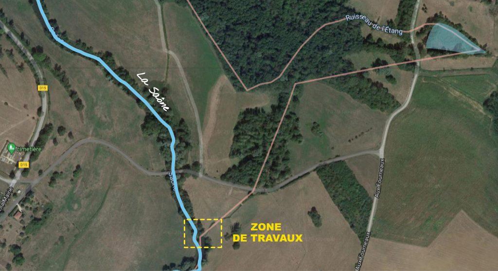 Localisation_Travaux Lironcourt